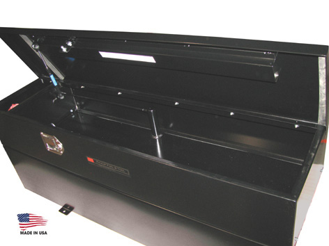 Handy Fuel And Tool Truck Toolbox And Fuel Transfer Tank Combo