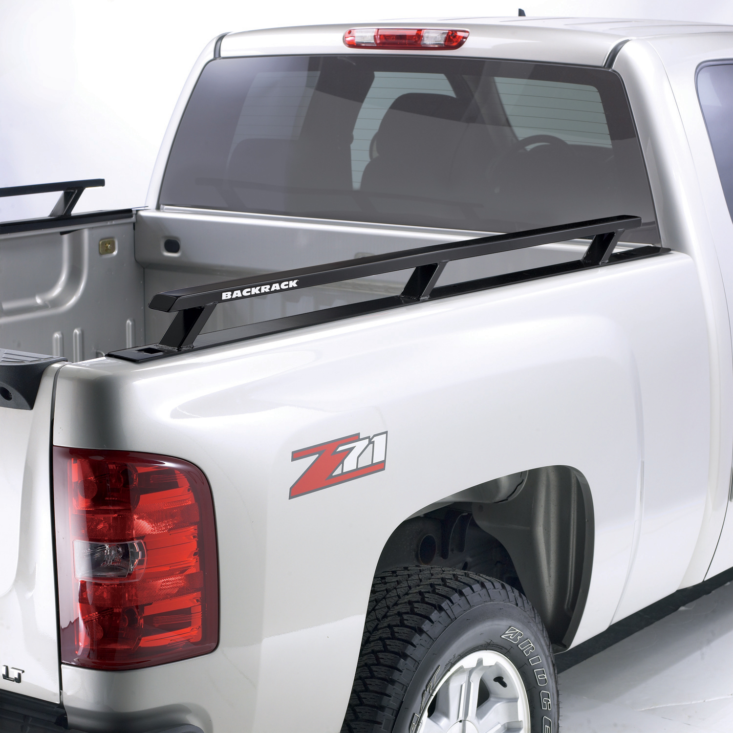 BackRack Truck Side Rails, Back Rack Truck Bed Rails
