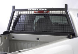 BackRack Safety Rack Truck Cab Protector