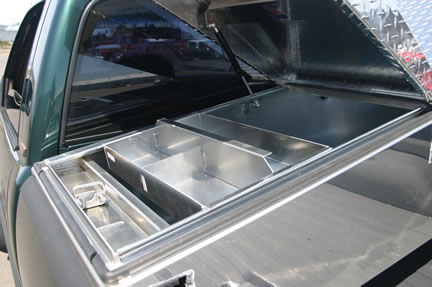 Dodge Diamond Plate Tool Boxes By Highway Products