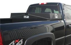 Truck Storage Is All About Black Aluminum Diamondplate By Highway Products