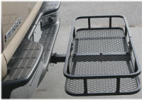 Receiver Hitch Cargo Basket