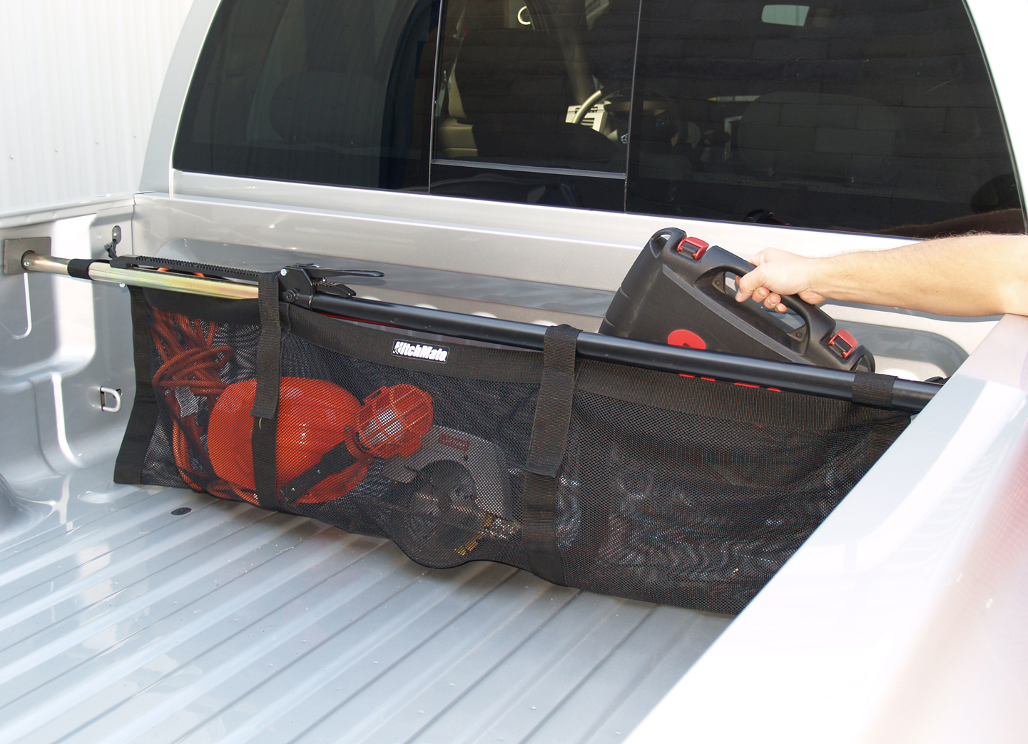 Truck Bed Cargo Bars Truck Load Holding Bars
