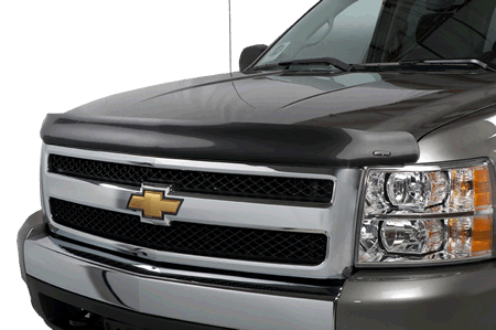 Truck Hood Shields And Bug Guards By Stampede
