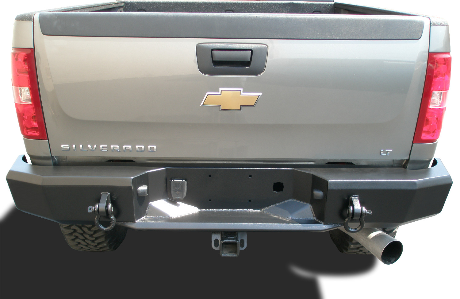 2005 Chevy Trailblazer Seat Covers Magnum Heavy Duty Rear Bumpers