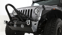 Front Bumper with Full Stinger