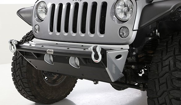 Jeep Wrangler Jk Front Bumpers And Rear Bumpers