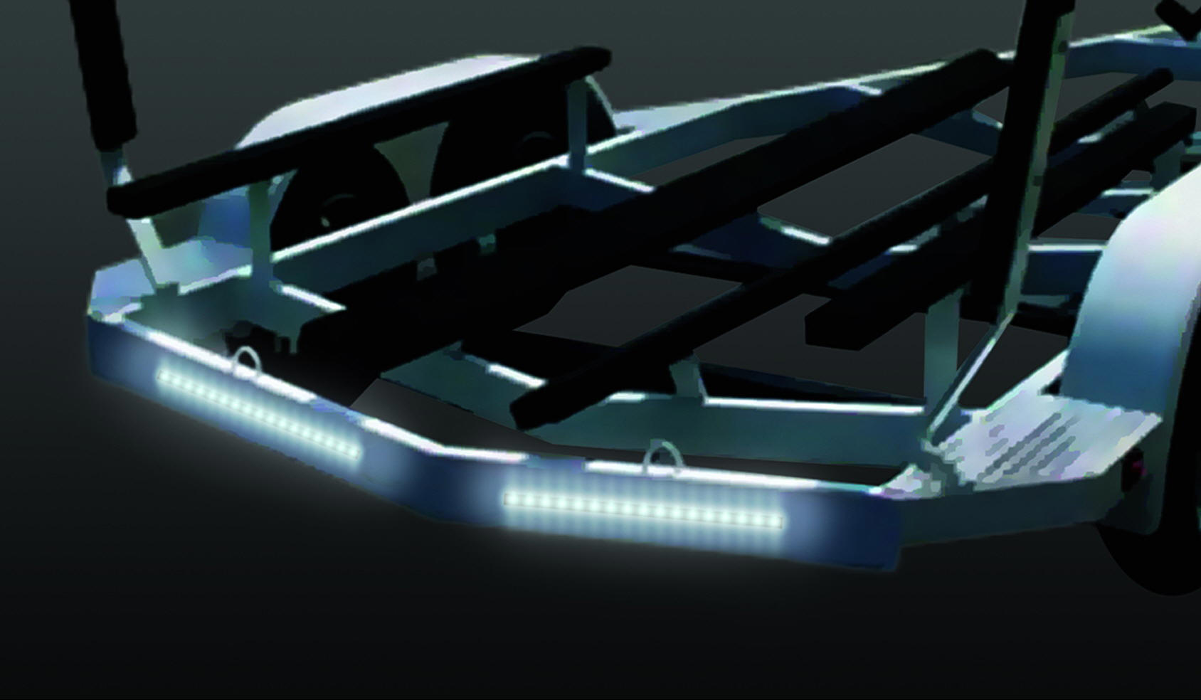 Led trailer light bars mozeypictures Choice Image