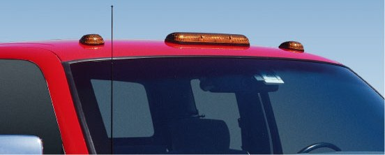 LED Cab Roof Lights Truck Cab Lights By Pacer Performance