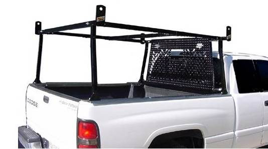 Universal Over The Bed Truck Rack