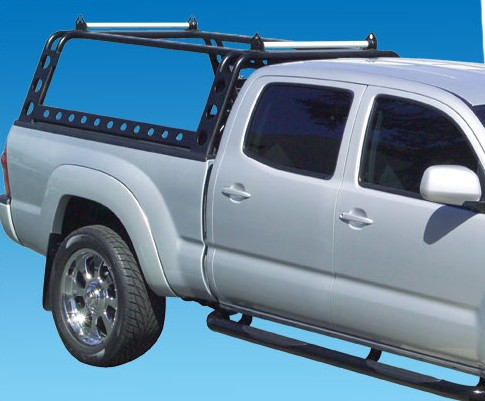 Silverado Towing Capacity >> Xtreme Rack Basic Truck Rack By Go Rhino