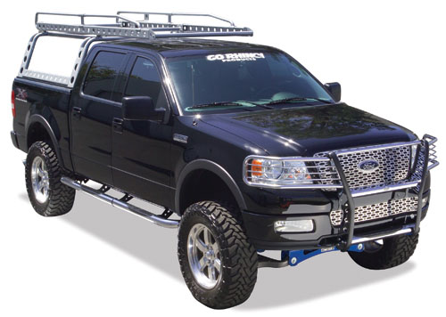 Where can you get a ladder rack for a pickup truck?