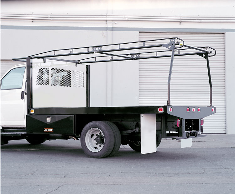 Ladder Racks Platform Body Trucks