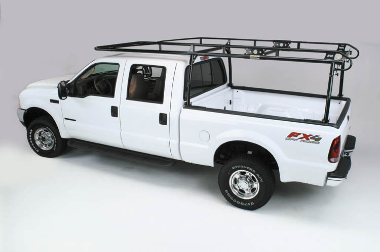 Ram 1500 Accessories >> Kargo Master Pro II Ladder Racks Without Shell