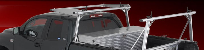 Truck Ladder Rack By Tracrac