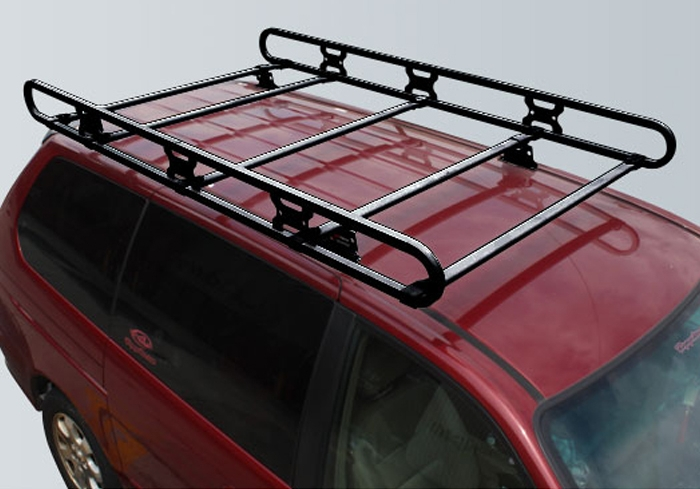 Pickup Topper And Camper Shell Cargo Racks By Vantech