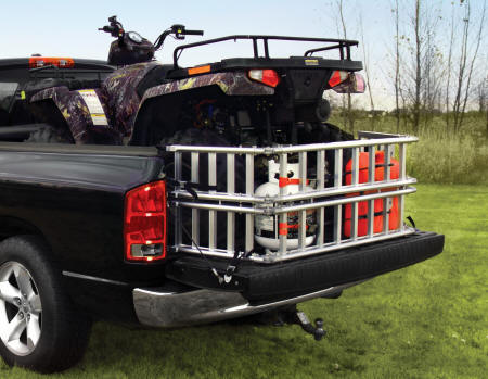 Aluminum Atv Ramps >> Extreme MAX ATV Loading Ramps and Bed Extender