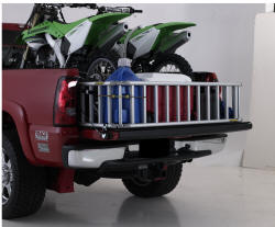 Truck Bed Motorcycle Loading Ramp