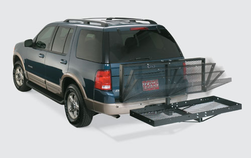 Now You Can Instantly Add 20 X 60 Of Extra Cargo E To Your Vehicle S 2 Receiver Hitch And It Faster Easier Manage Than Hling With A