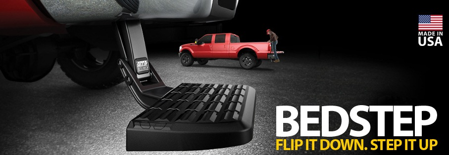 Truck Bed Step Bedstep