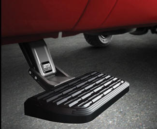 Pickup Specialties Truck Step >> Truck steps - Truck Side Steps, Cab Steps, Hitch Steps, Truck Bed Steps, Nerf Bars, Running Boards