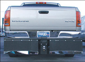 Hitch Mounted Mud Flaps by Pro Flaps