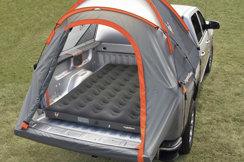 Sleep in your truck bed up off the ground completely dry in total comfort. Truck tent c&ing is enjoyable for anyone with a truck weekend warriors ... & Rightline Gear Truck Tents and SUV Tents