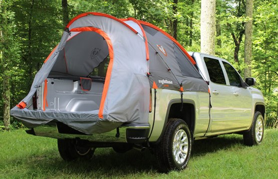 TRUCK TENTS - See SUV TENT to the right for tents that work with SUVu0027s and Trucks with Caps or Toppers & Rightline Gear Truck Tents and SUV Tents