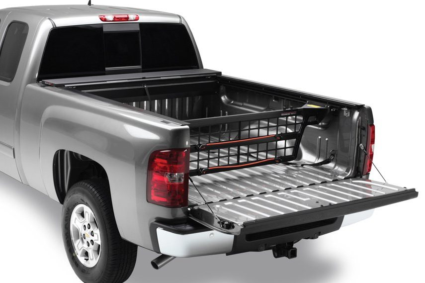 Dolly For Truck C er  es In Handy together with Decked Truck Bed Storage additionally Nissan additionally Ford F150 F250 Tonneau Cover Modifications 356891 together with Rollnlock cargo mgr. on pickup camper cover