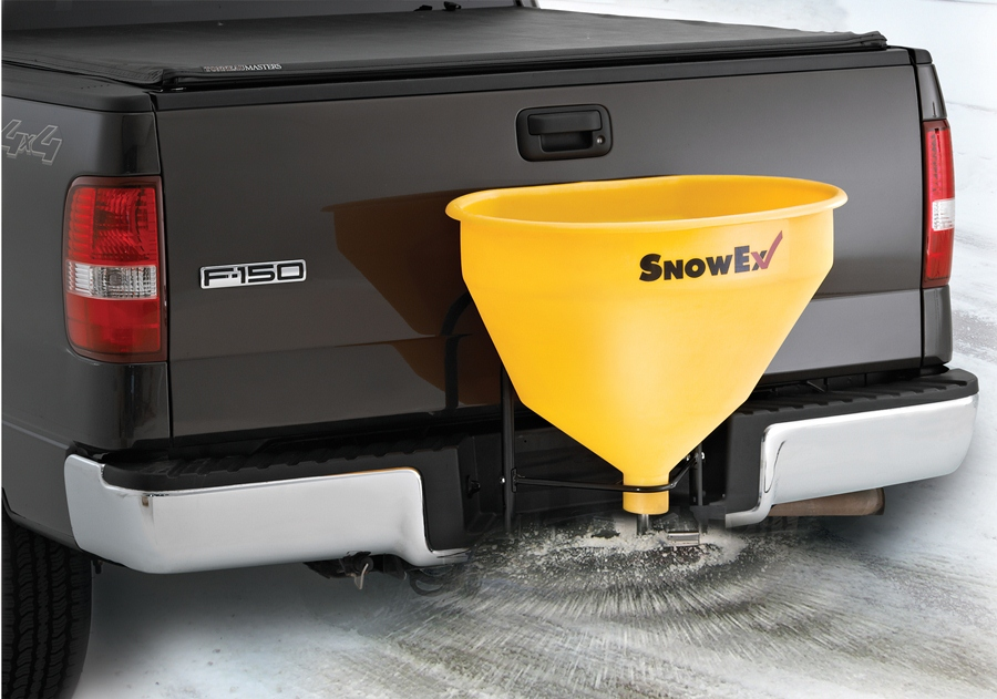 Salt Spreaders And Ice Control By Snow Ex
