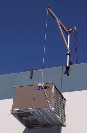 Manual and Electric Hoists