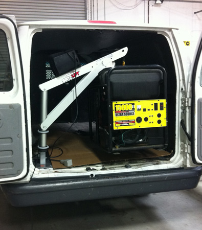 Spitzlift Complete Truck Receiver Hitch Crane Lifting Packages
