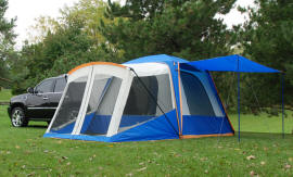 84000 SUV Tent with Screen Room