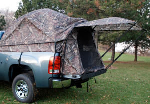 Sportz Camo Tent For Full Size Short Bed And Crew Cab Trucks 319 99