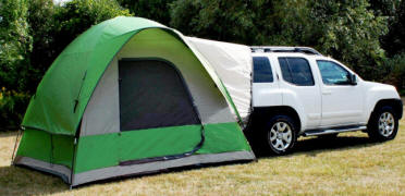 pickup truck tents and awnings suv and camping tents. Black Bedroom Furniture Sets. Home Design Ideas