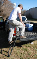 Truck Tailgate Ladders