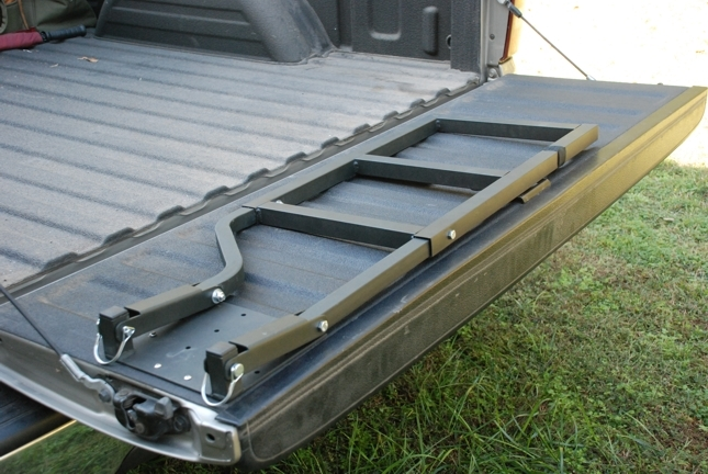 Pickup Specialties Truck Step >> Tailgate Ladder Tailgate Step by REL Stapleton