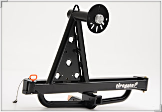 Tiregate Hitch Gate Series