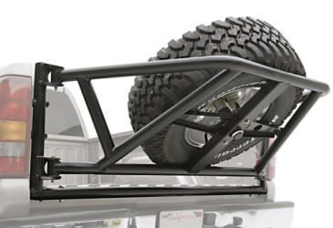 Tiregate Tailgate Spare Tire Carrier | Tailgate Tire Carrier