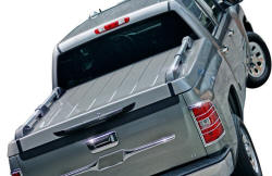 All Steel Truck Tonneau Cover