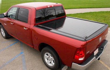 Retrax Pro Retractable Truck Bed Cover