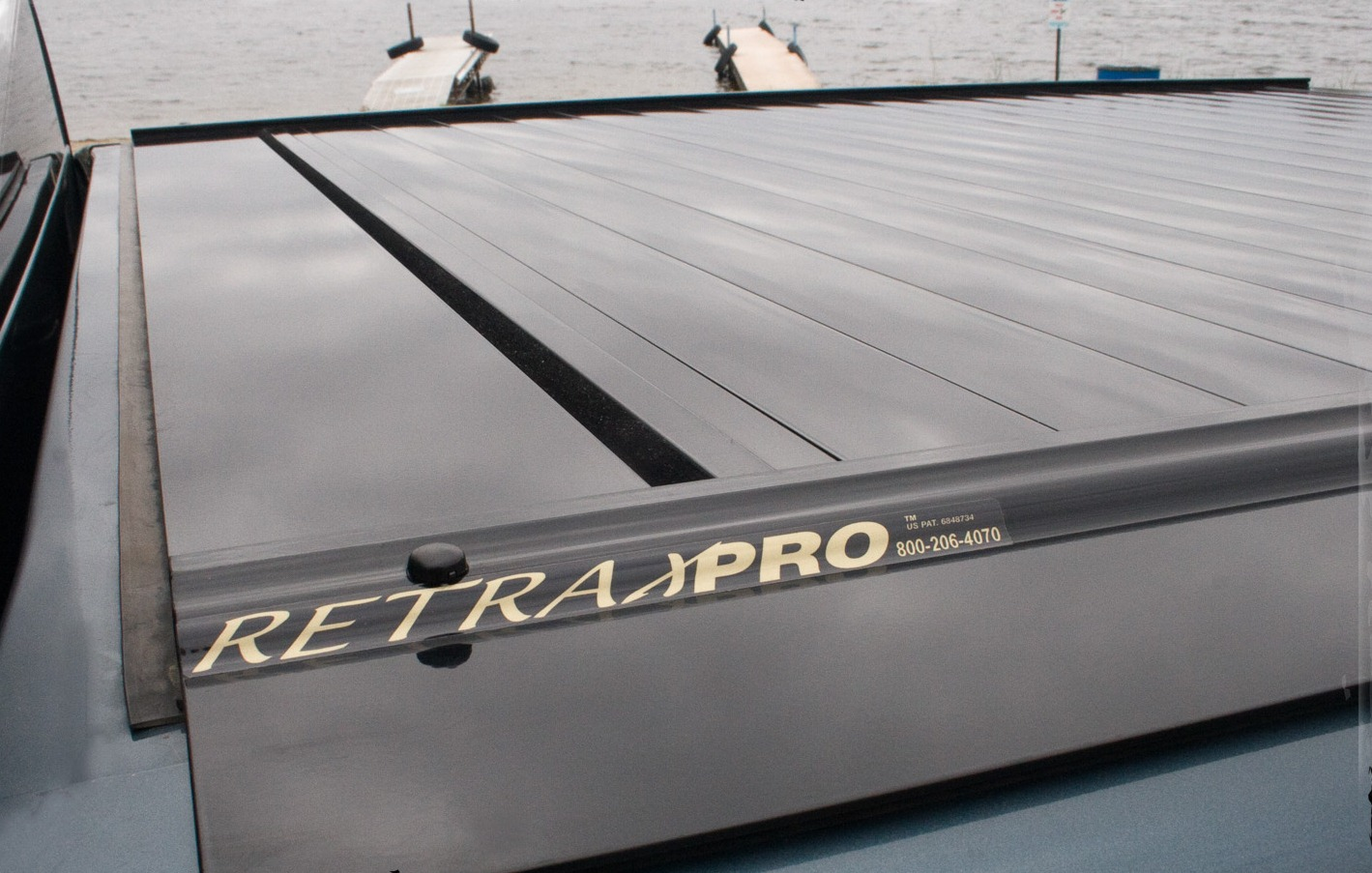 Rolling Truck Bed Covers >> Retrax Pro Retractable Truck Bed Cover - Free Shipping