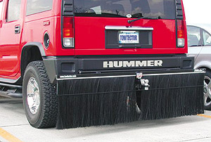 Towtector Brush Strip Mud Flaps