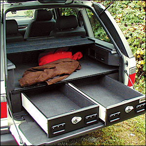 Truck Vault Two Drawer Units