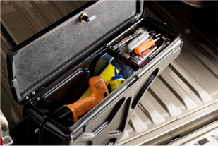 Truck Bed Dimensions >> Swing Case Swinging Wheel Well Tool Box | Swing Box Truck ...