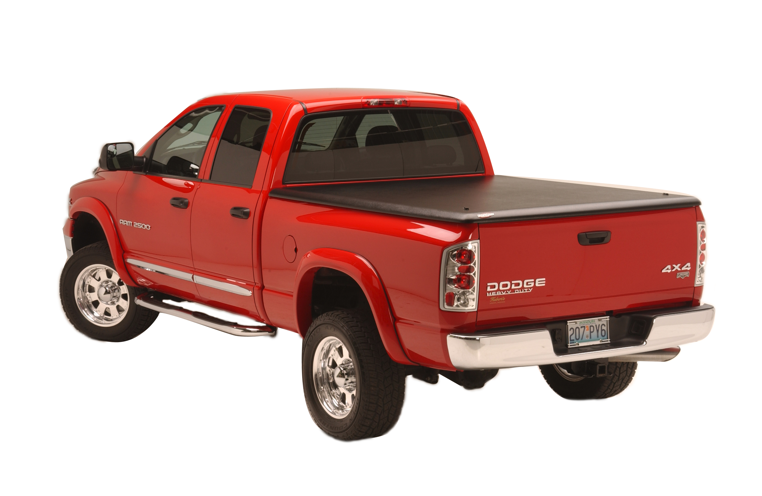Hard Truck Tonneau Covers By UnderCover