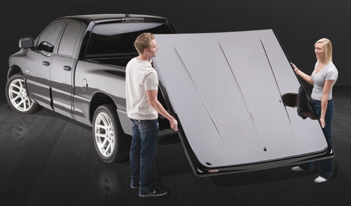 Undercover Se Tonneau Cover Truck Bed Cover NEW Undercover SE Smooth Paintable Hard Truck Tonneau Truck Bed Cover