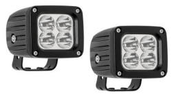 Westin Quadrant XP Compact Auxiliary Lights