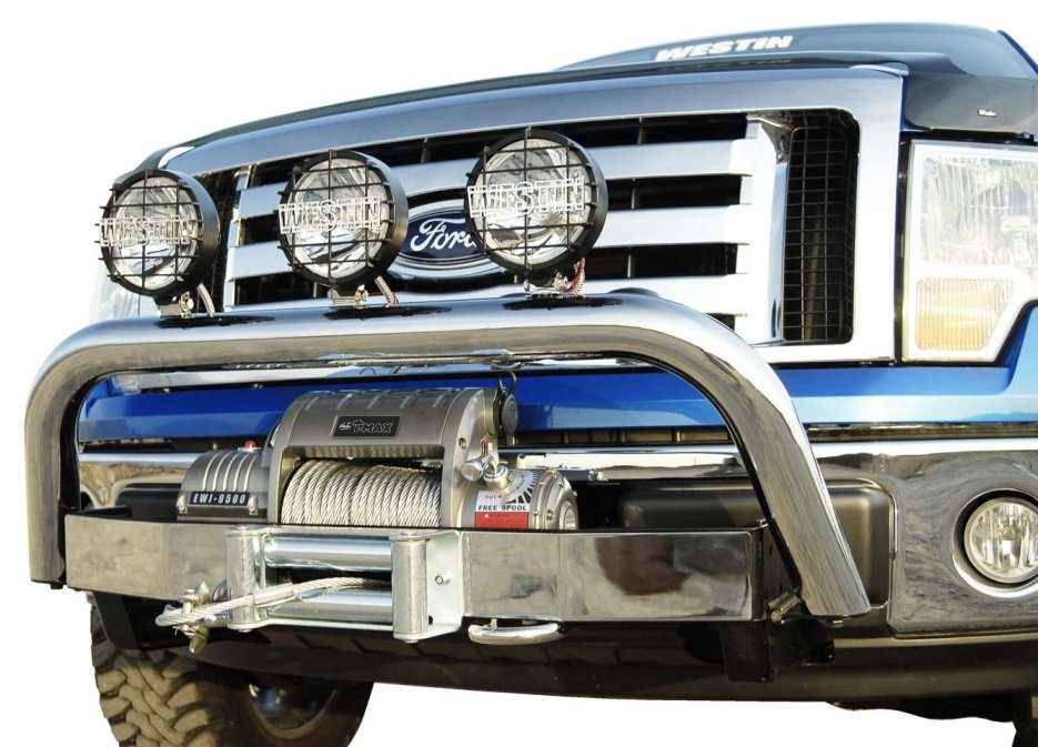 T Max Truck And Jeep Winch Mounts