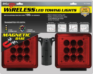 Wireless Towing Lights